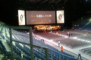 Gladiator Live Concert