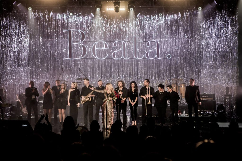 Beata. Exclusive Tour