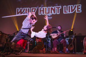 Wild Hunt Live - Percival
